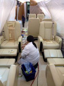 recoloration avion cuirxpert geneve 225x300 Vehicle interiors